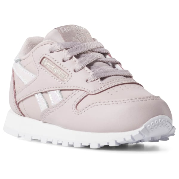 cacb4aebede30 Tenis Classic Leather ashen lilac   white DV4523