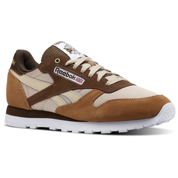 Reebok Classic Leather MCCS - Brown  20ad1772d
