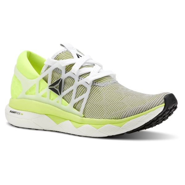 Reebok Floatride Run Flexweave Grün | Reebok Switzerland