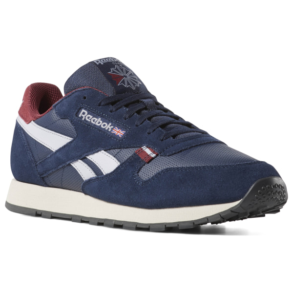 8919c6b45daa Reebok Classic Leather - Blue