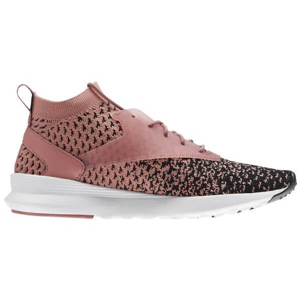 Zoku Runner Ultraknit Fade Black Overtly Pink White BS6398 0f1240bed