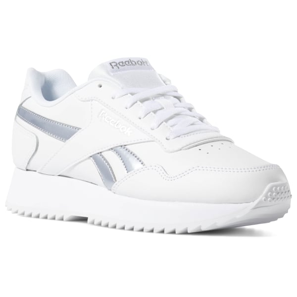 d67c7faac0d7 Reebok Royal Glide Ripple Double - White