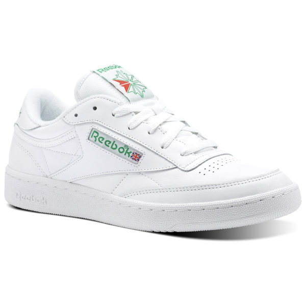38b6d63a1cfaa Reebok Club C 85 ARCHIVE - White