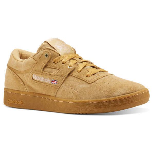 Tenis CLUB WORKOUT MU MC-BEIGE BABY SKIN GUM CN3863 d59d0009a