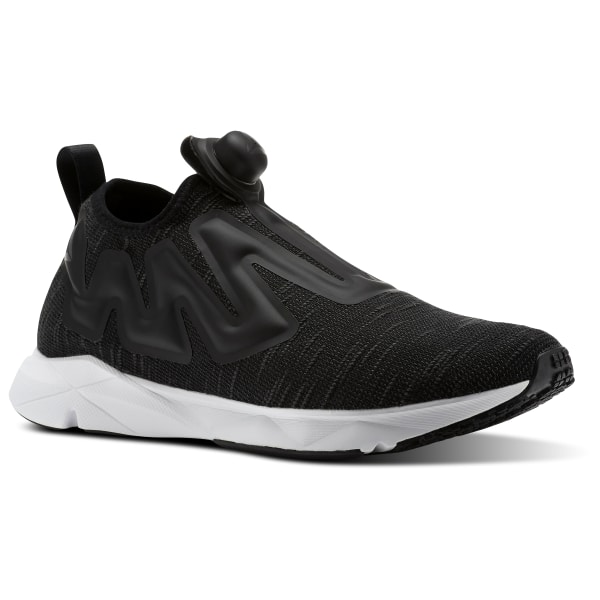 d413568dd3b41d Reebok Pump Supreme Distressed - Black
