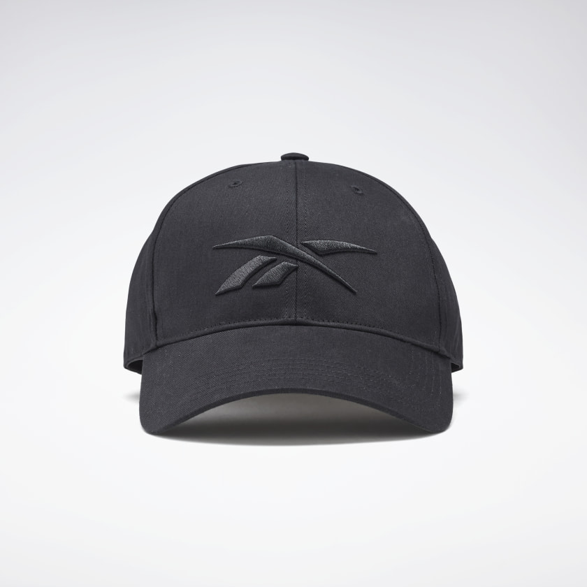 Reebok Active Enhanced Baseball Cap - Black | Reebok GB