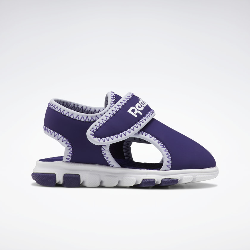 Reebok Wave Glider III Sandals - Purple | Reebok GB