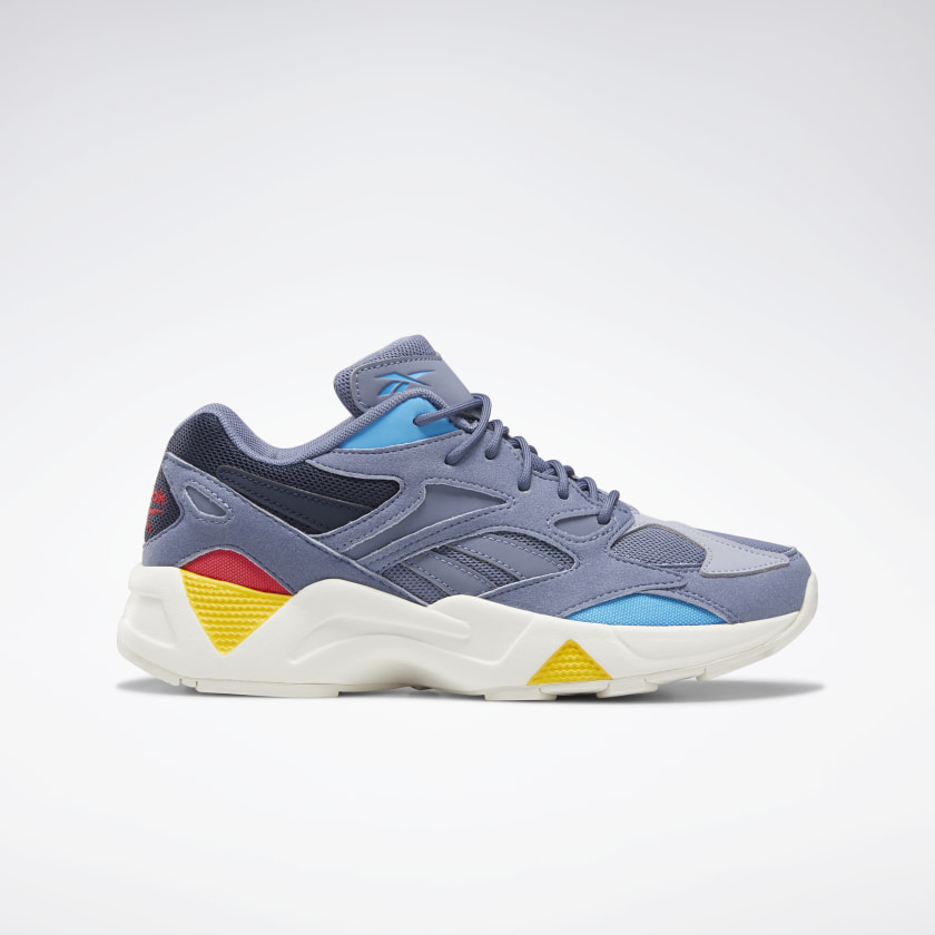 Reebok Aztrek 96 Shoes - Blue | Reebok GB