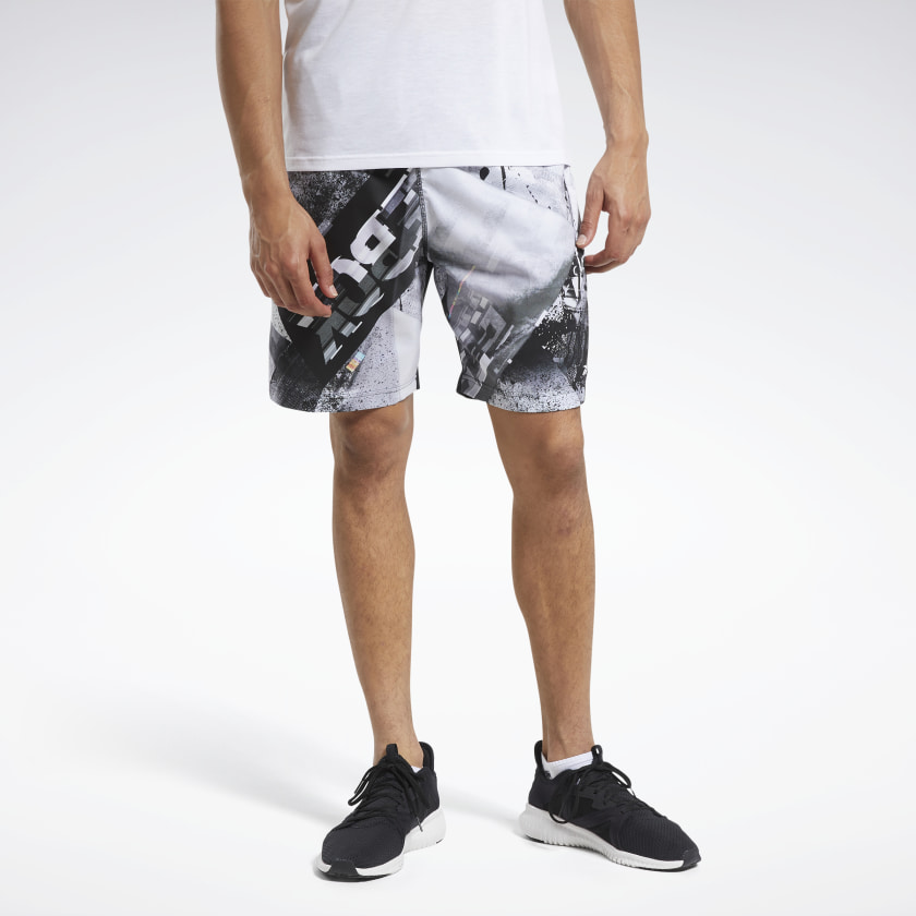 Reebok Actron Short - Black | Reebok GB