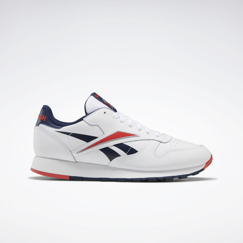 Reebok Classic Leather Shoes - White | Reebok GB