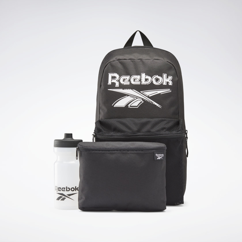 Reebok Backpack Lunch Set - Black | Reebok GB