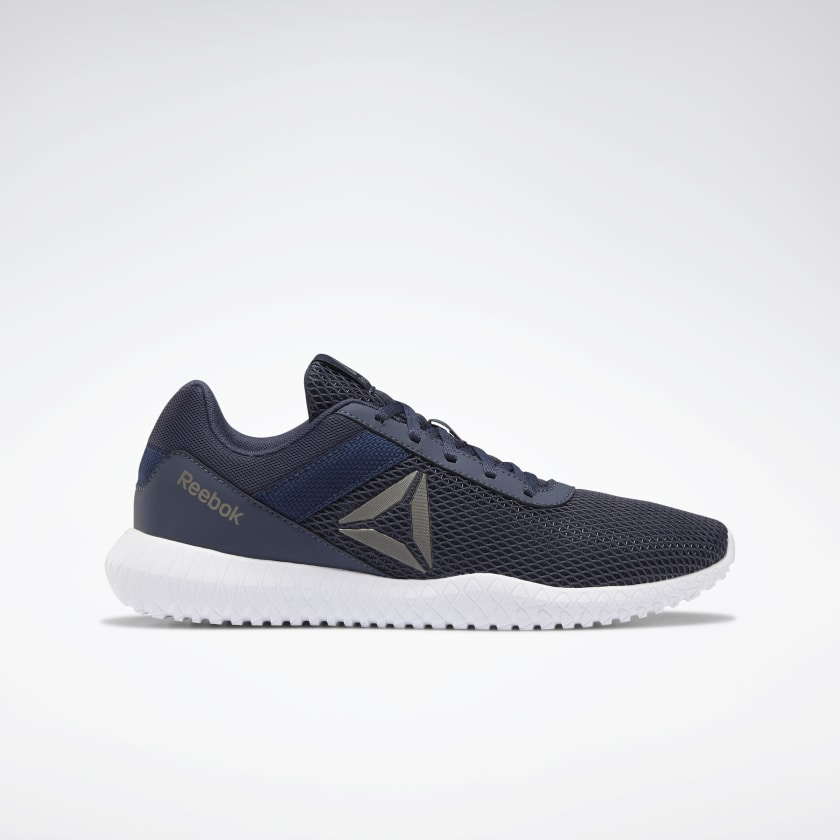 Reebok Flexagon Energy Shoes - Blue | Reebok GB