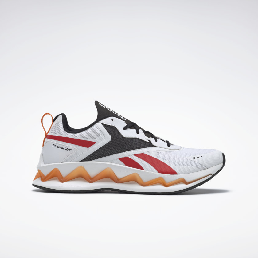 Reebok Zig Elusion Energy Shoes - White | Reebok GB