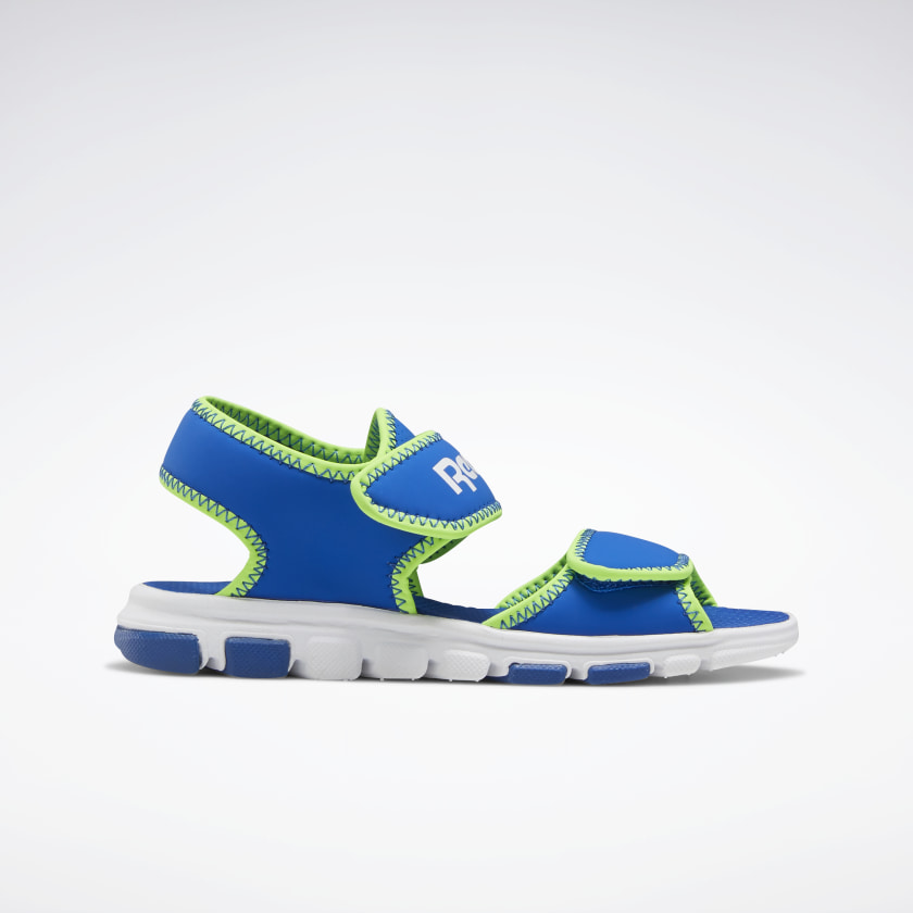 Reebok Wave Glider III Sandals - Blue | Reebok GB