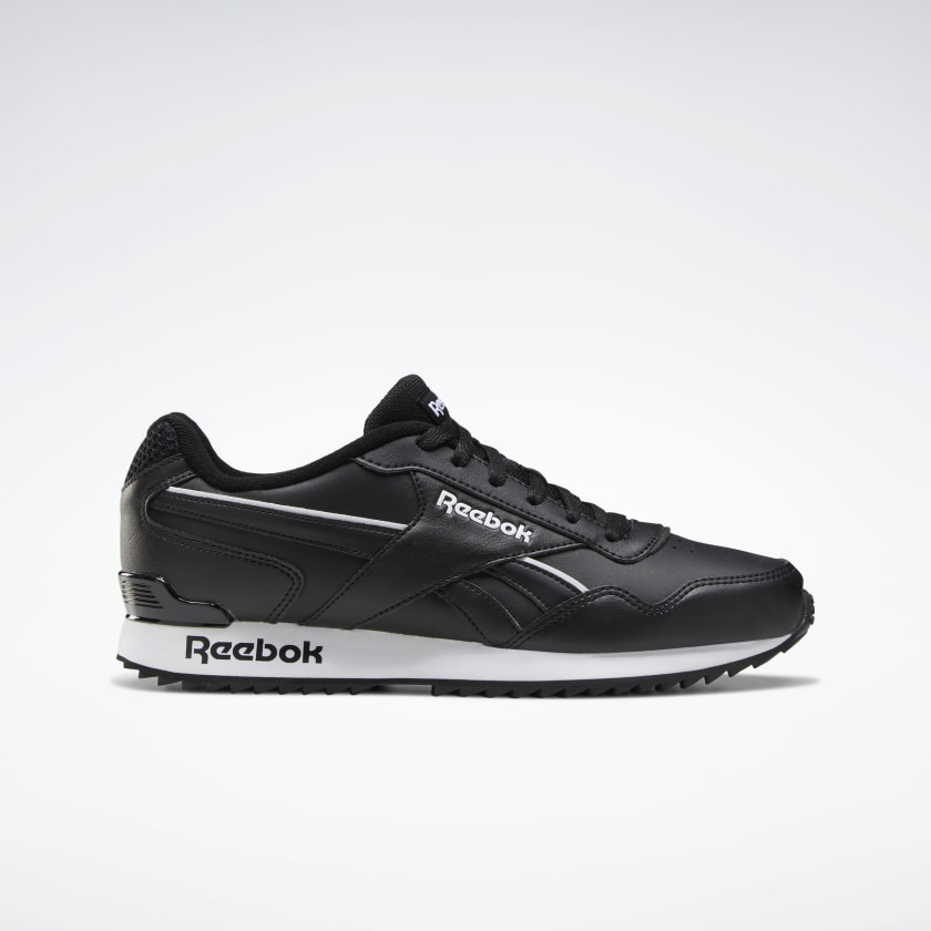 Reebok Royal Glide Shoes - Black | Reebok GB
