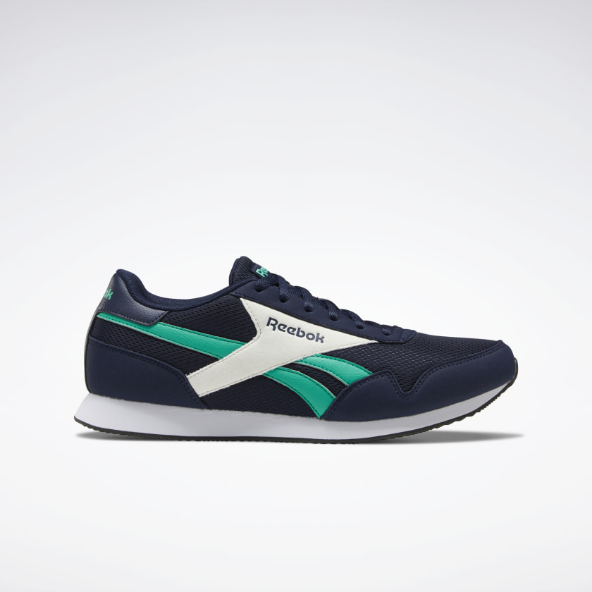 Reebok Royal Classic Jogger 3 Shoes - Blue | Reebok GB