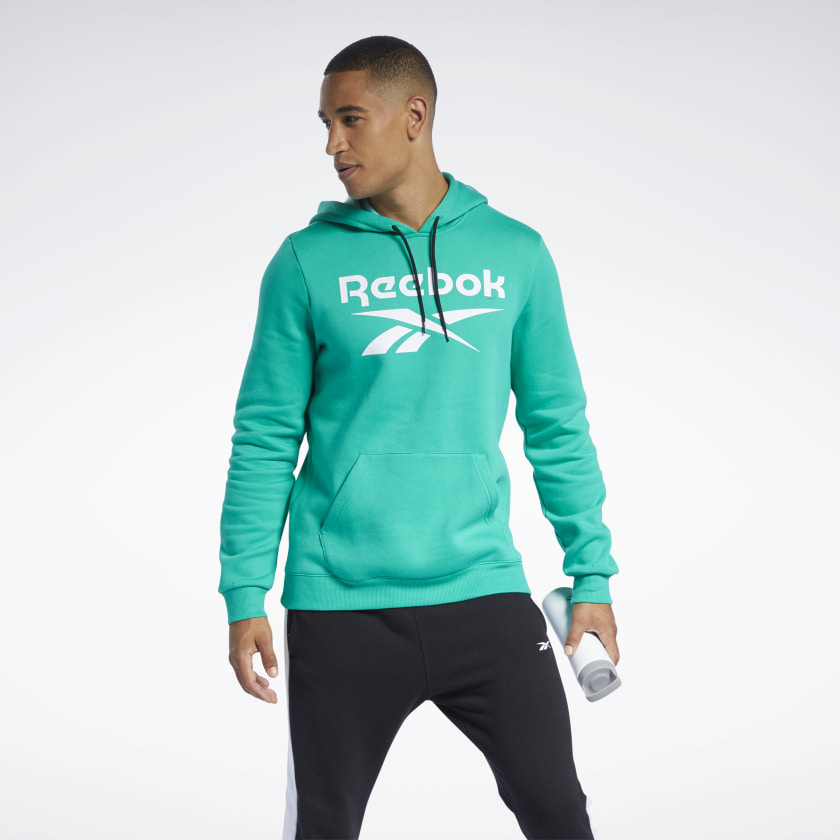 Reebok Training Essentials Big Logo Men's Hoodie
