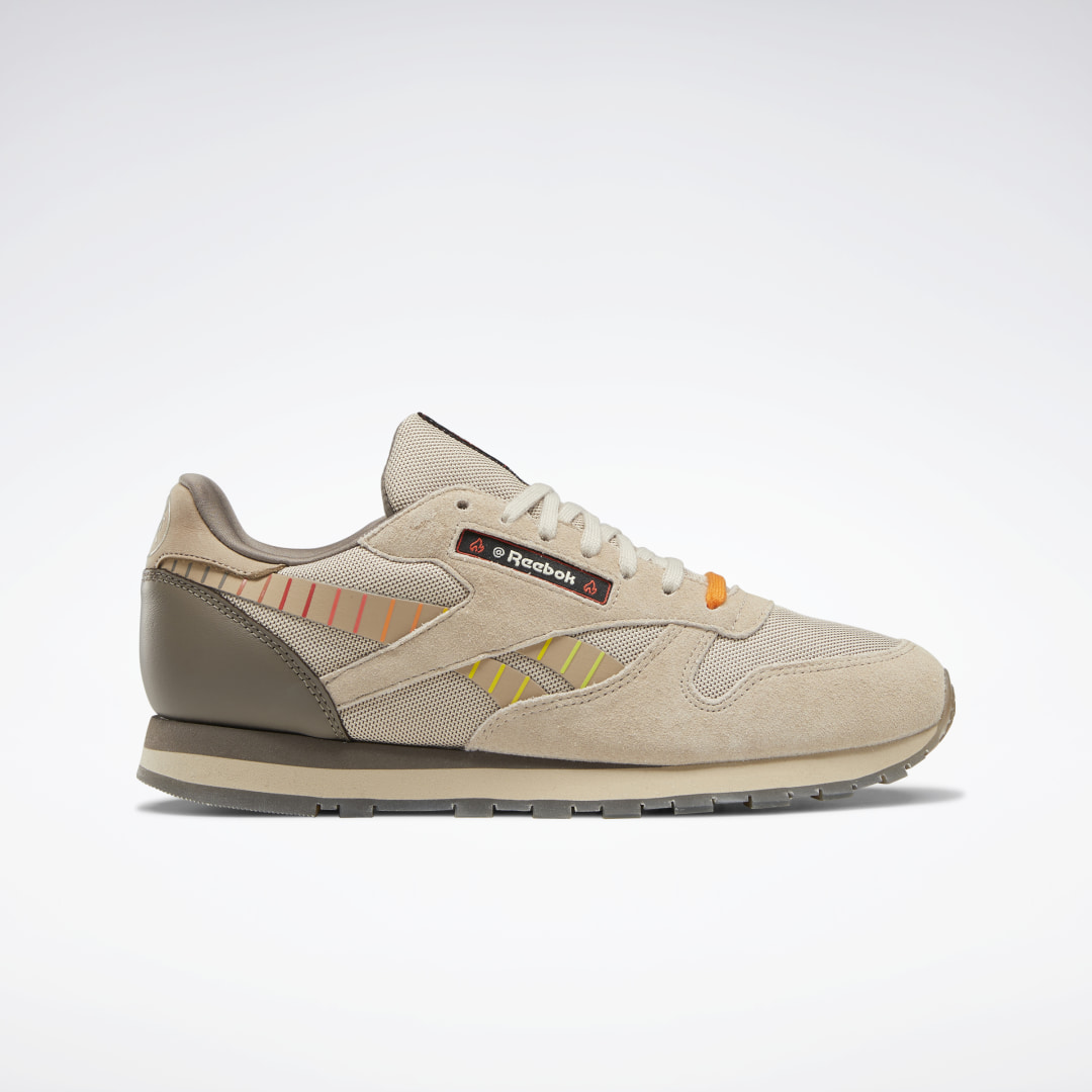 Кроссовки Reebok Hot Ones Classic Leather