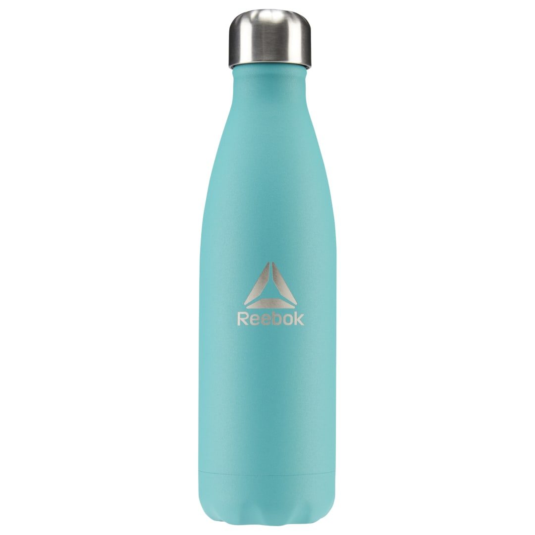 Always keep hydrating with this S\'well water bottle. It holds 500 milliliters of fluid for thirst-quenching support during demanding workouts. Stainless Steel 500 ml BPA free Imported