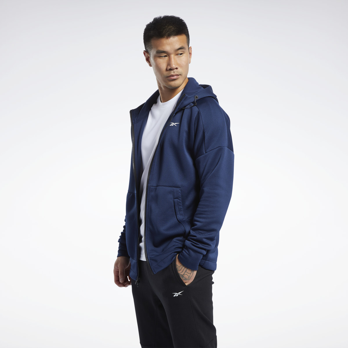 Худи United by Fitness Full-Zip