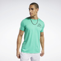 Deals on Reebok Mend Training St. Patricks Day Run Tee