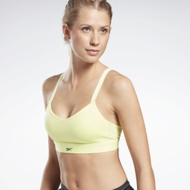 Lux Strappy Medium-Impact Sports Bra