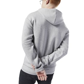 Workout Ready Full-Zip Fleece Hoodie