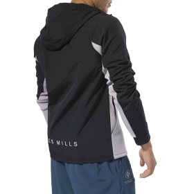 Sweat à capuche à zip LES MILLS®