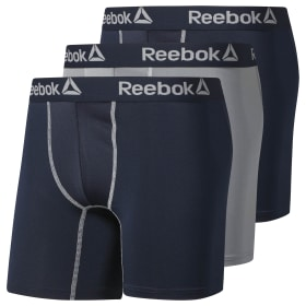 Reebok Performance Boxer Brief - 3 Pack