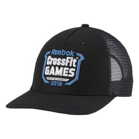 Reebok CrossFit Trucker Cap – Games