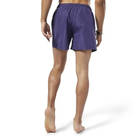 Beachwear Basic Boxer Shorts