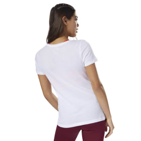 T-shirt Reebok Scoop Neck