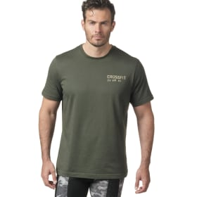 Camiseta Reebok CrossFit Mess You Up