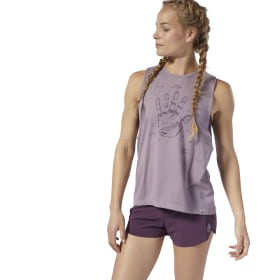 Reebok CrossFit® Science Hand Muscle Tank
