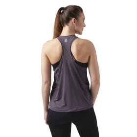 Perforated Speedwick Tanktop