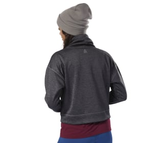 Workout Ready Thermowarm Fleece Coverup