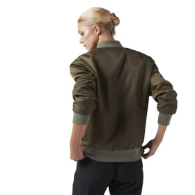 Training Supply Woven Bomber Jacket