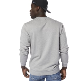 Felpa Classics French Terry Big Iconic Crewneck