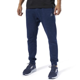Training Essentials Gemarmerde Joggingbroek