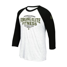 CrossFit® Games Forging Elite Fitness Raglan Tee
