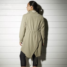 Noble Fight Fish Tail Parka