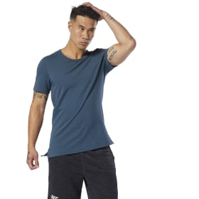 Combat Perforated T-Shirt