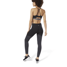 Training Essentials Color Block Gemarmerde Legging