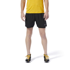Run Essentials Twee-in-Eén Short