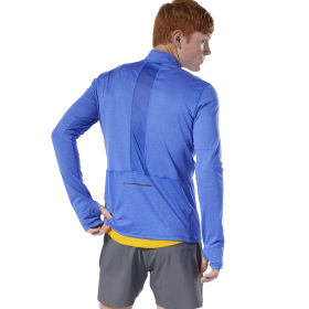 Run Essentials Quarter Zip