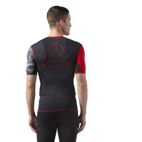 T-shirt de compression ACTIVCHILL Graphic