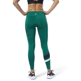 Legging avec grand logo Workout Ready