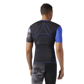 ACTIVCHILL Graphic Compression T-Shirt
