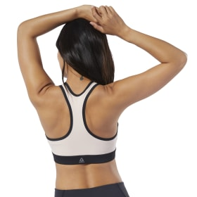 Cardio Zip Medium-Impact Bra