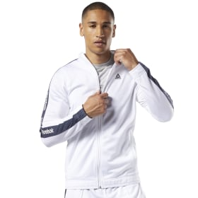 Training Essentials Linear Logo Track Jacket